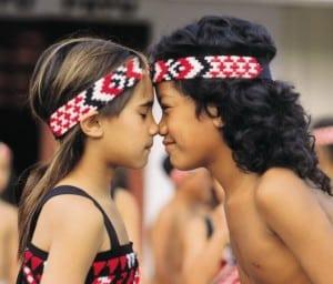 maori children help make amazing holidays to New Zealand
