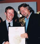 Jerry Bridge & Richard Branson - australia travel expertise