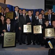 World Airport Awards 2015 winners