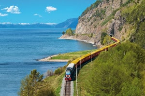 Trans-Siberian railway journey with Russia Experience