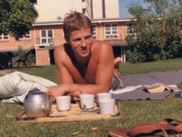 tea time for travelman