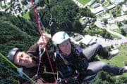 Paragliding over Queenstown Experience