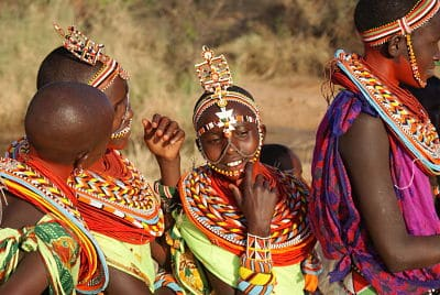 inspiring kenya travel photos I Maasai Mara Children