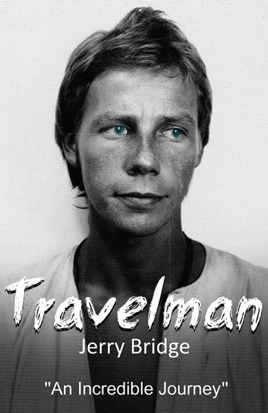 """Jerry Bridge """"Travelman"""" cover"""